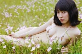 Riho Yoshioka swimsuit gravure bikini picture hot spring bathing bold and sexy 2015030