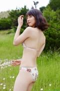Riho Yoshioka swimsuit gravure bikini picture hot spring bathing bold and sexy 2015039