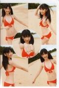 Yuki Kashiwagi Yuki swimsuit gravure 17 years old landed in Okinawa 2009014