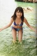 Yuki Kashiwagi Yuki swimsuit gravure 17 years old landed in Okinawa 2009016