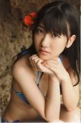 Yuki Kashiwagi Yuki swimsuit gravure 17 years old landed in Okinawa 2009017