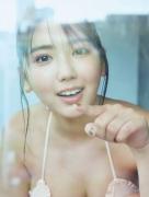 Sawaguchi Aika swimsuit bikini picture Nagoya big breasted girl 2020011
