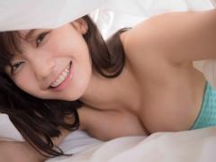 Yuka Ogura gravure swimsuit picture019