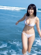 Aika Sawaguchi Aika bikini picture bouncing freshly ripped off the latest sexy Reheating gravure queen009