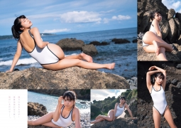 Riou Yoshida bikini picture in swimsuit006