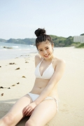 Mio Imadaswimsuit bikini image strong and clear gazeShe is a true gem019