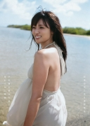 Kyoko Fukada gravure swimsuit picture reminiscence and record and AKUA024