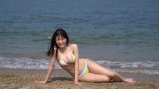NMB48 Uenishi Rei swimsuit bikini pictures 1st photo collection 2020004