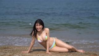 NMB48 Uenishi Rei swimsuit bikini pictures 1st photo collection 2020005
