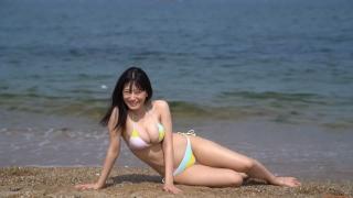 NMB48 Uenishi Rei swimsuit bikini pictures 1st photo collection 2020006