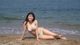 NMB48 Uenishi Rei swimsuit bikini pictures 1st photo collection 2020009