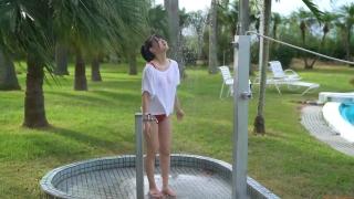 NMB48 Uenishi Rei swimsuit bikini pictures 1st photo collection 2020028