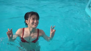 NMB48 Uenishi Rei swimsuit bikini pictures 1st photo collection 2020031