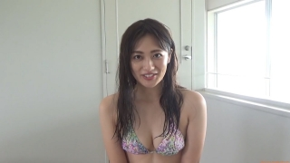 Kazusa Okuyama the goddess came again this year with her ecstasy body056