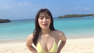 Kazusa Okuyama the goddess came again this year with her ecstasy body070