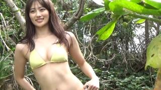 Kazusa Okuyama the goddess came again this year with her ecstasy body107