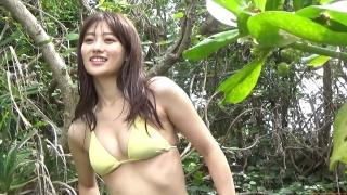 Kazusa Okuyama the goddess came again this year with her ecstasy body108