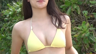 Kazusa Okuyama the goddess came again this year with her ecstasy body123