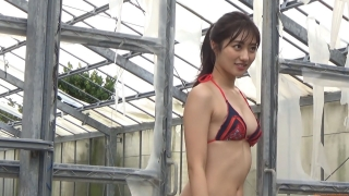 Kazusa Okuyama the goddess came again this year with her ecstasy body201