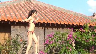 Kazusa Okuyama the goddess came again this year with her ecstasy body215