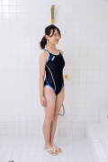 Satina Kashiwagi Rina swimming swimsuit picture shower bath time bathing007