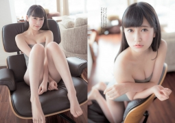 Yoshida Shuri swimsuit bikini picture NMB48 Graduation Gravure Osaka Senichi Mental 0037