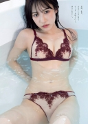 NMB48 Yokono Sumire swimsuit bikini picture said to be the best body in the history of the 48 group 2020006