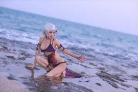 Jeanne dArc Orta Swimsuit Ver005