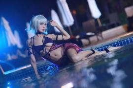Jeanne dArc Orta Swimsuit Ver006