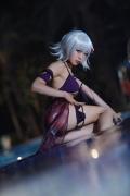 Jeanne dArc Orta Swimsuit Ver007