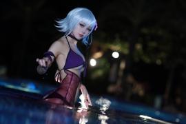 Jeanne dArc Orta Swimsuit Ver011
