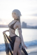 Jeanne dArc Orta Swimsuit Ver017