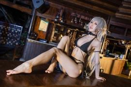 Jeanne dArc Orta Swimsuit Ver034