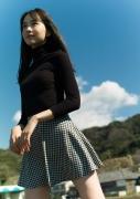 Zexy Commercial Girl Hiroe Idigaki Hiroe Gravure Swimsuit Picture009