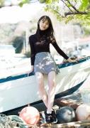 Zexy Commercial Girl Hiroe Idigaki Hiroe Gravure Swimsuit Picture014