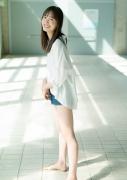 Zexy Commercial Girl Hiroe Idigaki Hiroe Gravure Swimsuit Picture017