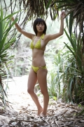 Natsuna 24 years old gravure swimsuit picture first last and ultimate008