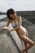 Natsuna 24 years old gravure swimsuit picture first last and ultimate022