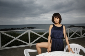 Natsuna 24 years old gravure swimsuit picture first last and ultimate067