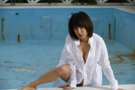 Natsuna 24 years old gravure swimsuit picture first last and ultimate092
