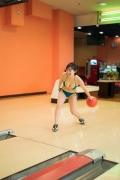 Hanasaki Hiyori bowling in a swimsuit 2020003