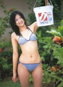 Nana Eikura 16 years old gravure swimsuit picture showing off her perfect body in Hawaii bikini picture 2004020
