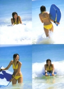 Nana Eikura 16 years old gravure swimsuit picture showing off her perfect body in Hawaii bikini picture 2004015