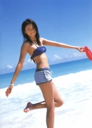 Nana Eikura 16 years old gravure swimsuit picture showing off her perfect body in Hawaii bikini picture 2004031