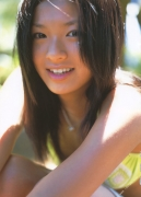 Nana Eikura 16 years old gravure swimsuit picture showing off her perfect body in Hawaii bikini picture 2004032