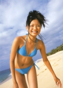 Nana Eikura 16 years old gravure swimsuit picture showing off her perfect body in Hawaii bikini picture 2004056