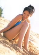 Nana Eikura 16 years old gravure swimsuit picture showing off her perfect body in Hawaii bikini picture 2004061
