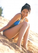 Nana Eikura 16 years old gravure swimsuit picture showing off her perfect body in Hawaii bikini picture 2004062