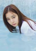 Yuko Shinki swimsuit gravure bikini picture The Beauty in the Water021