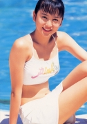 Masami Nagasawa bikini picture in swimsuit gravure bikini picture of the No 1 beautiful girl among U15 idols 2002012